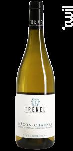 Mâcon-Charnay - Trenel - 2018 - Blanc