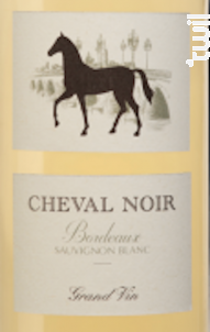 Cheval Noir - Château Cheval Noir - 2019 - Blanc