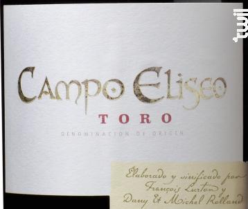 Campo Eliseo - François Lurton - Bodega El Albar Lurton - 2013 - Rouge