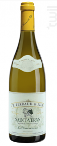 Saint Véran - La Chardonneraie - P. Ferraud & Fils - 2017 - Blanc