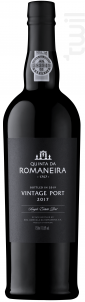 Quinta Da Romaneira Vintage - QUINTA DA ROMANEIRA - 2017 - Rouge