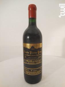 Cuvee Pierre Yves - Cru Lamouroux - Clos Mirabel - 1995 - Rouge