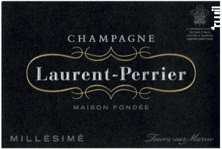 Brut Millésimé - Champagne Laurent-Perrier - 2006 - Effervescent