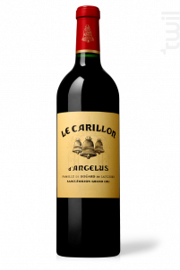 Le Carillon de l'Angélus - Château Angélus - 2014 - Rouge