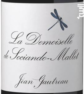 La Demoiselle de Sociando Mallet - Château Sociando Mallet - 1997 - Rouge