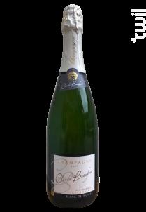 Blancs de Noirs Grand Cru - Champagne Claude Beaufort - Non millésimé - Effervescent