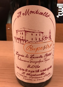 Rupestro - Il Monticello Azienda Agricola - 2018 - Rouge