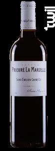 Prieuré La Marzelle - Château La Marzelle - 2011 - Rouge