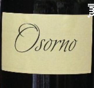 Osorno - Domaine Cardet - 2013 - Rouge