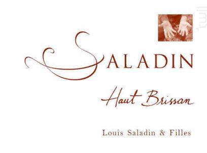 Haut Brissan - Domaine Saladin - 2017 - Rouge