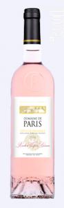 Domaine de Paris - Vins Breban - 2018 - Rosé