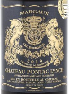 Chateau Pontac Lynch - Château Pontac Lynch - 1993 - Rouge