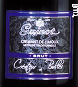 Crémant Guinot - Maison Guinot depuis 1875 - Non millésimé - Effervescent