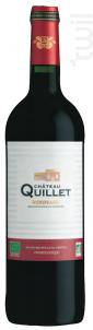 Château Quillet - Maison Delor - 2017 - Rouge