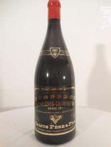 Latricières-Chambertin Grand Cru - Camus Père et Fils - 2003 - Rouge