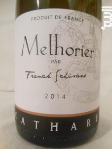 Melhorier - Domaine Cathare - 2014 - Blanc