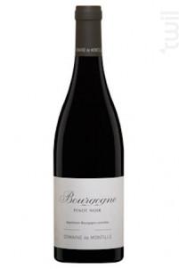 Bourgogne Pinot Noir - Domaine de Montille - 2015 - Rouge