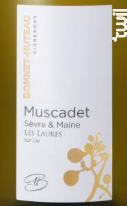 Les Laures - Domaine Bonnet Huteau - 2018 - Blanc