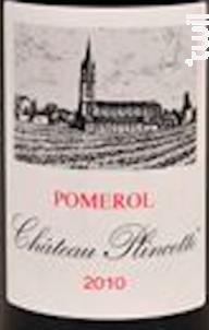 Chateau Plincette - Château Plincette - 2016 - Rouge