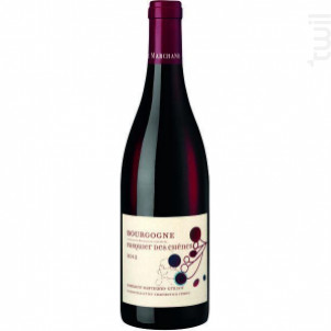 Pasquier des Chênes - Domaine Marchand-Grillot - 2015 - Rouge