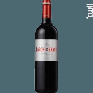 Baron de Brane - Château Brane Cantenac - 2014 - Rouge