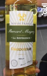 Chardonnay - La Référence - Bernard Magrez - 2017 - Blanc