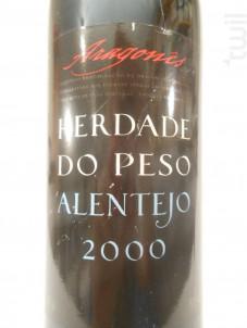 Aragonis - Herdade de Peso - 2000 - Rouge