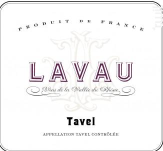 Tavel - Maison Lavau - 2016 - Rosé
