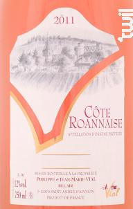 Domaine Vial - Domaine Vial - 2017 - Rosé