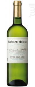 Château Milord Entre-deux-mers - Château Milord - 2016 - Blanc