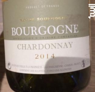 Bourgogne Chardonnay - La Chablisienne - 2017 - Blanc