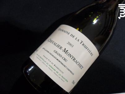 Domaine La Truffiere Chevalier Montrachet - Domaine de La Truffière - 2002 - Blanc
