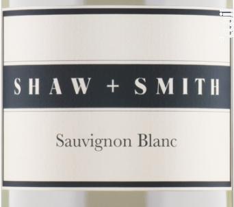Sauvignon blanc - SHAW & SMITH - 2018 - Blanc