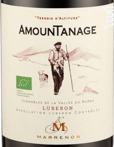 Amountanage - Marrenon - 2019 - Rouge