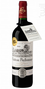 Château Puyfromage - Château Puyfromage - 2015 - Rouge