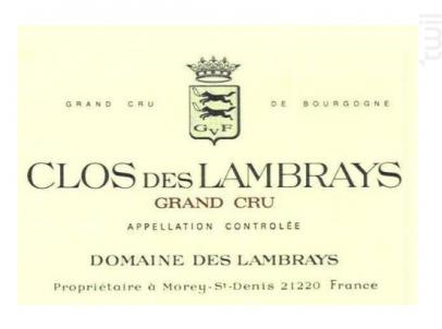 Clos des Lambrays Grand Cru