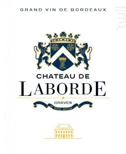 Château de Laborde - Château de Laborde - 2012 - Rouge
