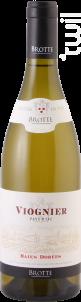 Baies Dorées - Maison Brotte - Sélection - 2019 - Blanc