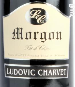 Morgon - Fût de Chêne - Domaine Ludovic Charvet - 2017 - Rouge