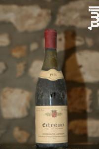 Echézeaux - Domaine Coquard Loison Fleurot - 1992 - Rouge