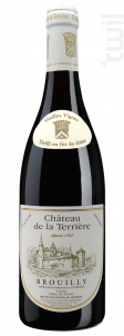 Brouilly • Cuvée Jules du Souzy - Château de la Terrière - 2015 - Rouge