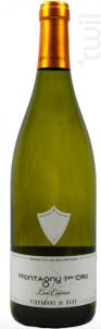 Montagny, Premier Cru Les Coères - Vignerons de Buxy - 2016 - Blanc