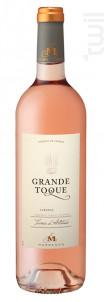 Grande Toque - Marrenon - 2018 - Rosé