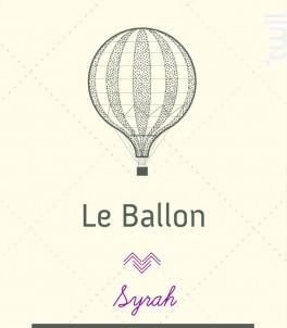 Le Ballon Syrah - Le Ballon - 2018 - Rouge