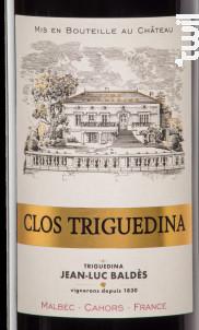 Clos Triguedina - Clos Triguedina - 2016 - Rouge