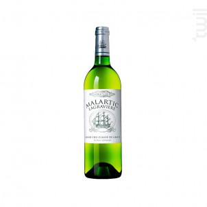 Château Malartic-Lagravière - Château Malartic-Lagravière - 2011 - Blanc