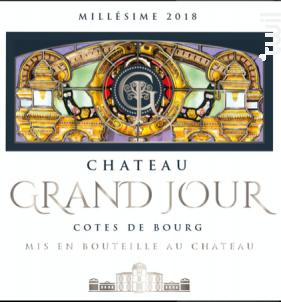 Château Grand Jour - Château Grand Jour - 2018 - Rouge