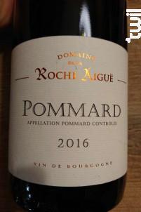 Pommard - Domaine de La Roche Aigüe - 2017 - Rouge
