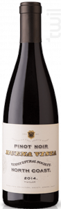 North Coast Pinot Noir - Buena Vista Winery - 2014 - Rouge