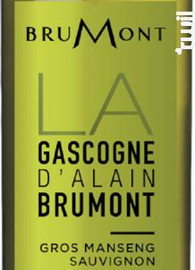Gros Manseng Sauvignon - Vignobles Alain Brumont - 2017 - Blanc